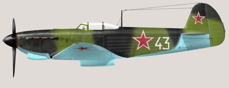 yak-9 du Litolff Littolff